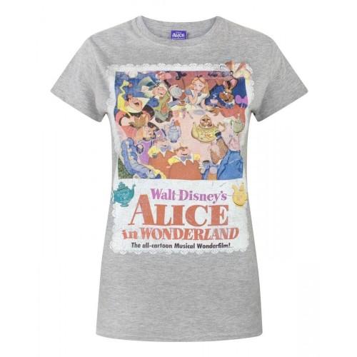 T-shirt Alice nel Paese delle Meraviglie