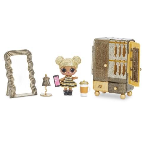 L.O.L. Surprise -  Boutique con Ape Regina