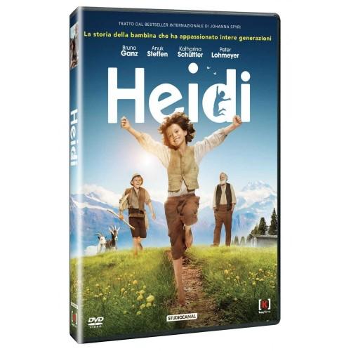 Film Heidi 2015 in DVD