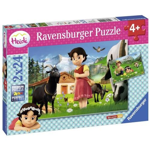 2 Puzzle di Heidi