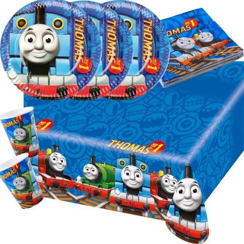 Kit 8 persone Trenino Thomas
