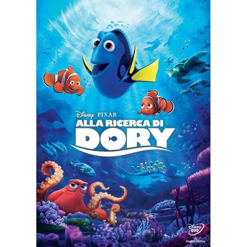 Film Alla ricerca di Dory (2016) in DVD