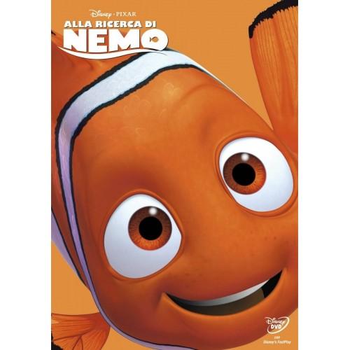 Film Alla Ricerca di Nemo - 2016 in DVD
