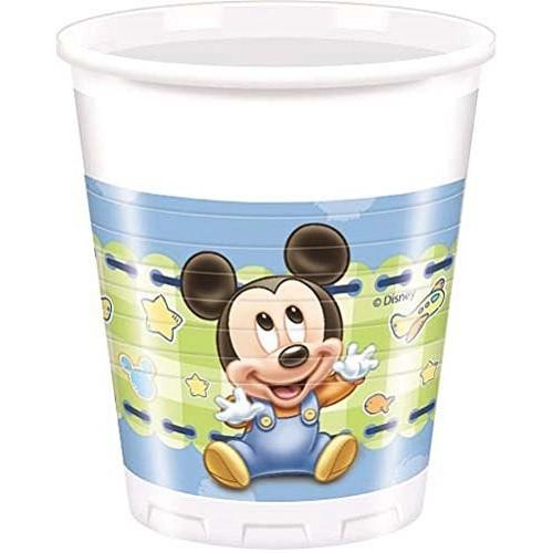 Bicchieri Topolino baby