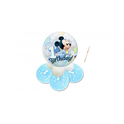 Centrotavola palloncini Topolino Baby