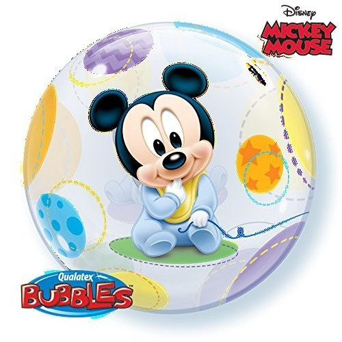 Pallone Bubble Topolino Baby