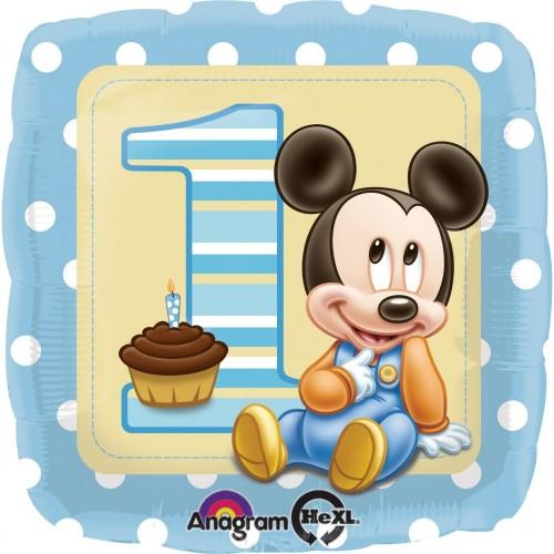 Foil mylar Topolino Baby