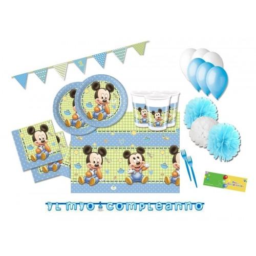 Kit per 16 bambini tema Topolino Baby