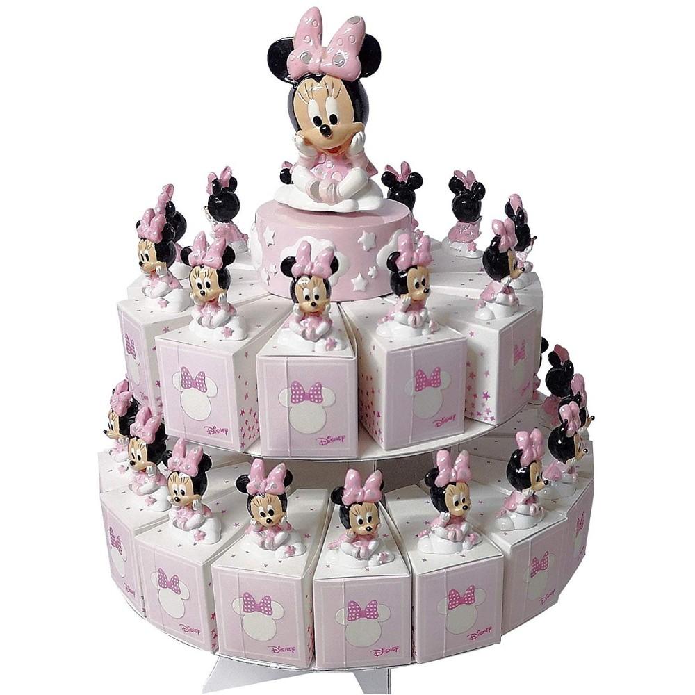 Torta bomboniere Minnie Baby primo compleanno