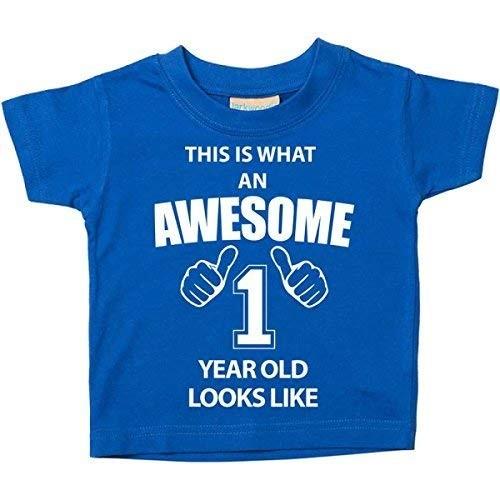 Maglietta Primo compleanno bambino