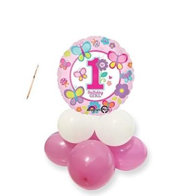 Centrotavola primo compleanno Birthday girl