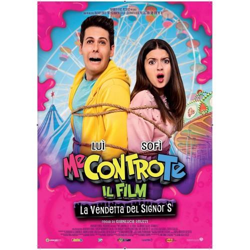 Film Me Contro Te - La Vendetta Del Signor S in DVD