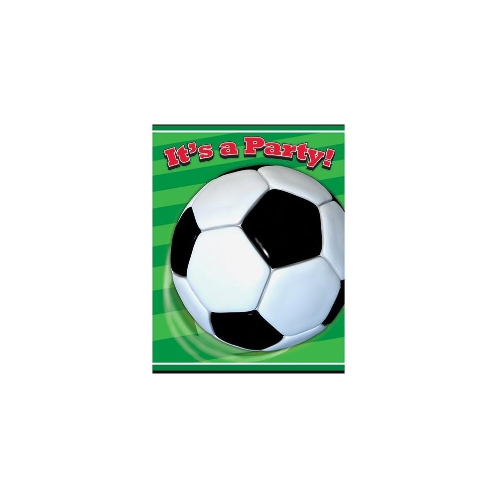 Inviti compleanno calcio