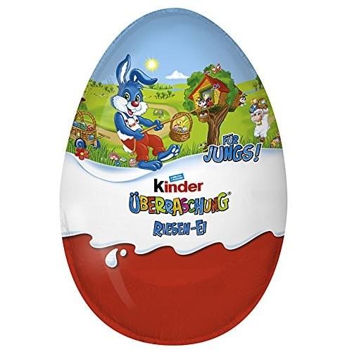 Kinder Sorpresa Uovo di Pasqua gigante 220g