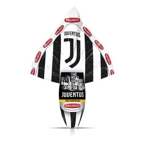 Uovo di pasqua F.C Juventus con sorpresa