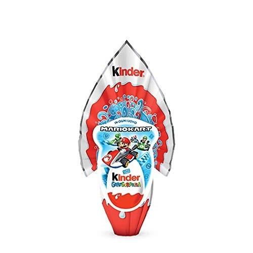 Uovo di pasqua Super Mario Kart - Kinder Sorpresa