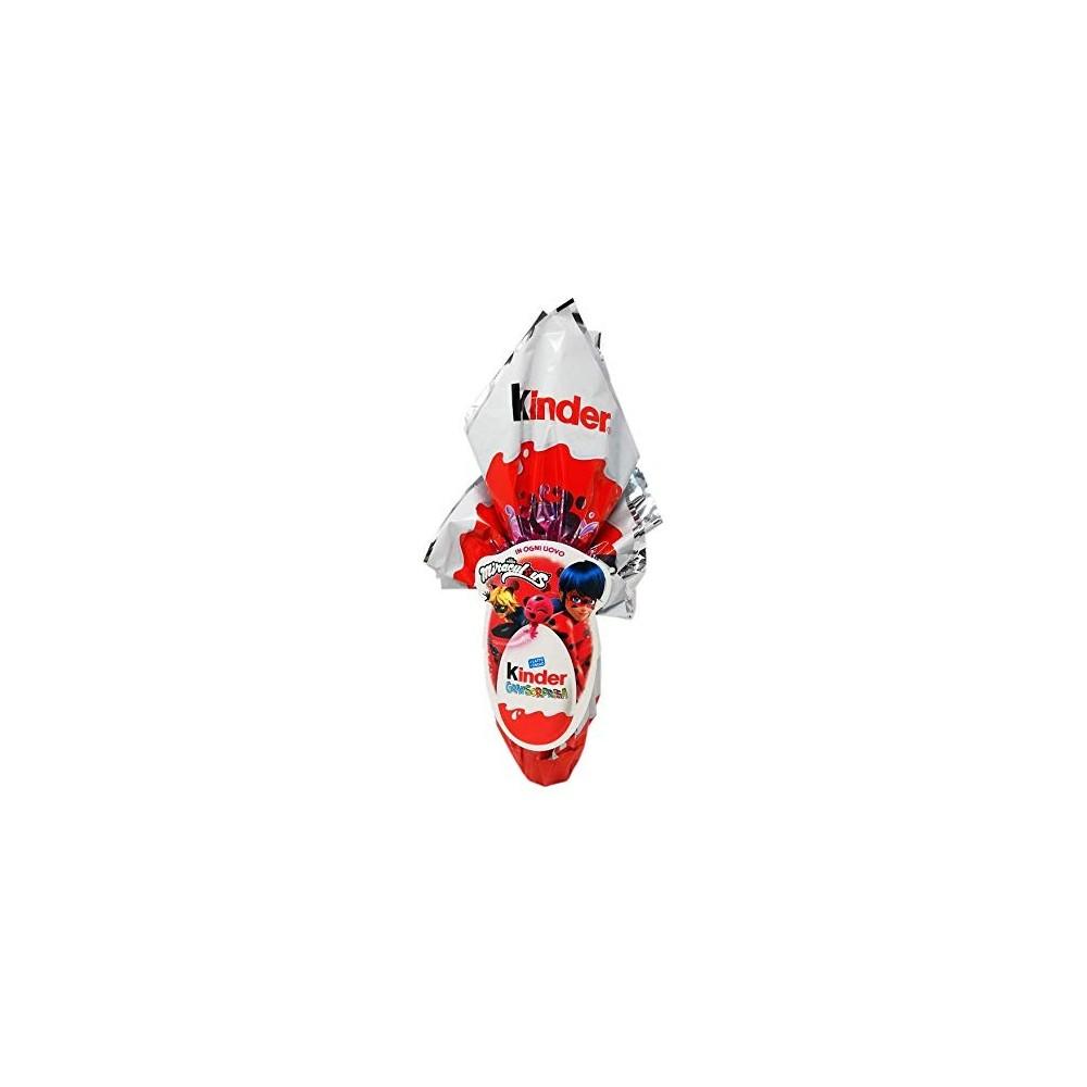 Uovo di pasqua LadyBug Kinder Gran Sorpresa