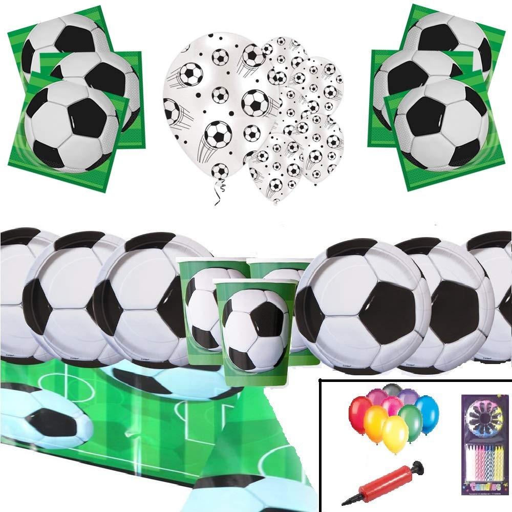 Kit 32 persone calcio, kit per feste a tema
