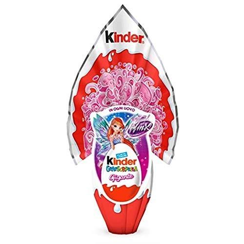 Uovo di pasqua Winx Club - Kinder Gran Sorpresa