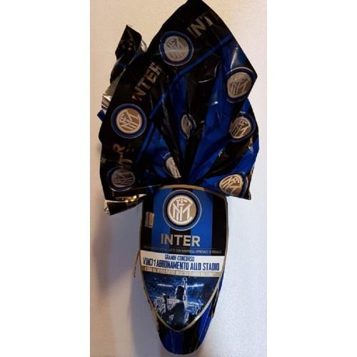Uovo di pasqua F.C Inter con sorpresa Ufficiale