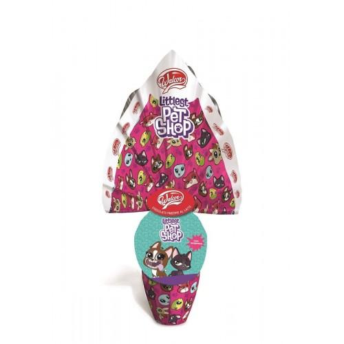 Uovo di pasqua Littlest Pet Shop al cioccolato