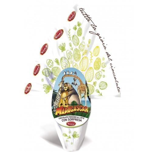 Uovo di Pasqua Madagascar al cioccolato