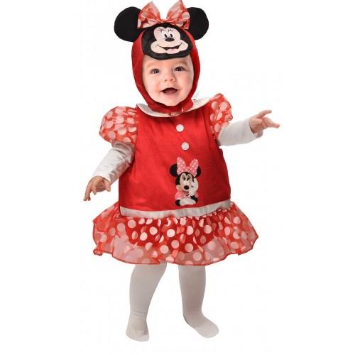 Costume tutina fagottino Minnie baby Disney