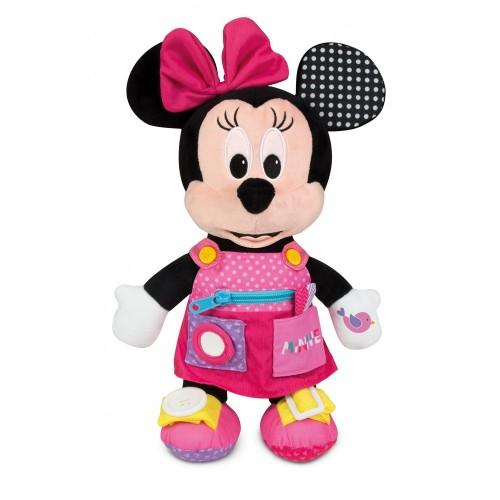 Peluche Minnie Baby - Clementoni