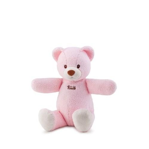 Peluche Portapigiama orsetto rosa - Trudi