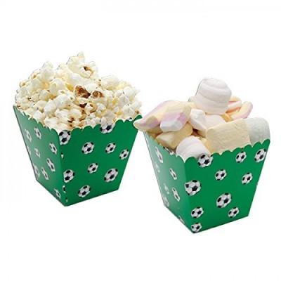 Porta popcorn calcio