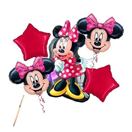 Bouquet palloncini Minnie
