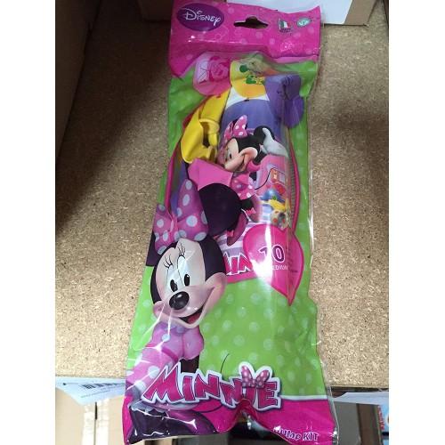Kit palloncini Minnie con pompa