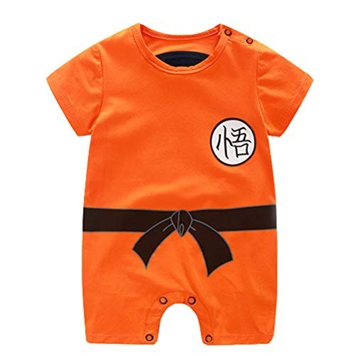 Tutina vestito Dragon Ball Z - Body Goku