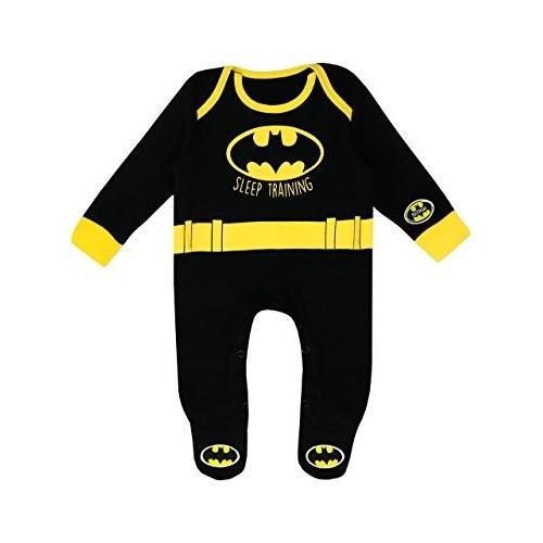 Tutina pigiama Batman per neonati e bambini piccoli