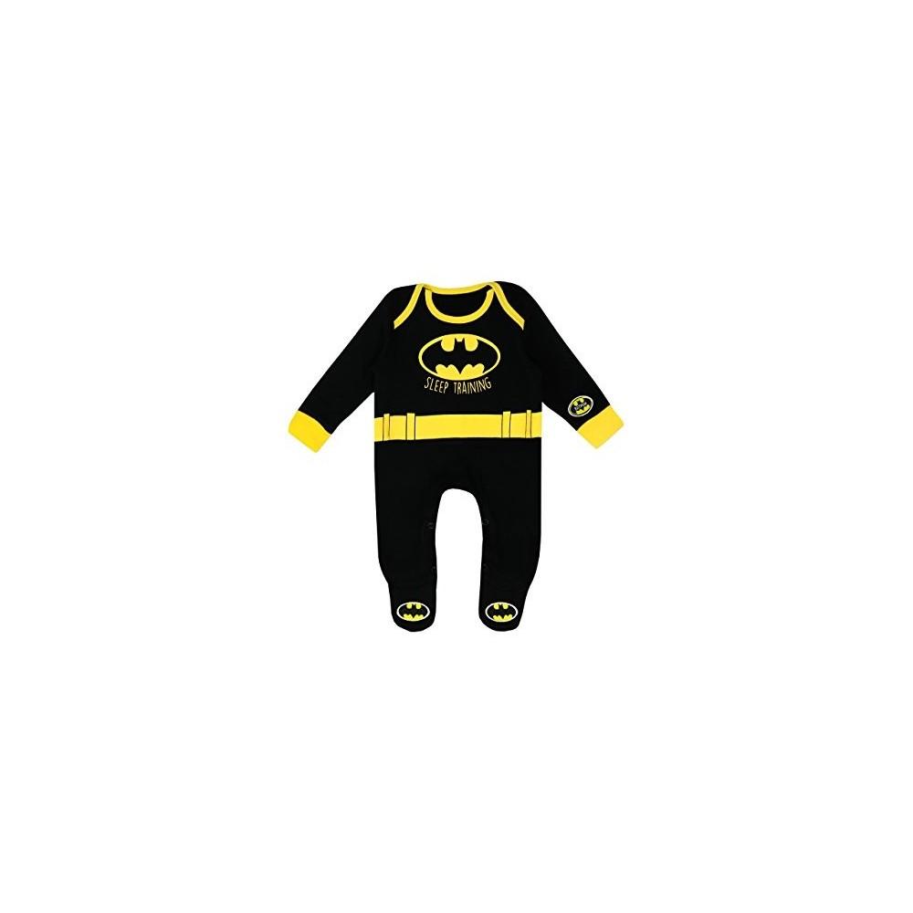 Batman Pigiama a Maniche Corte per Ragazzi DC Comics