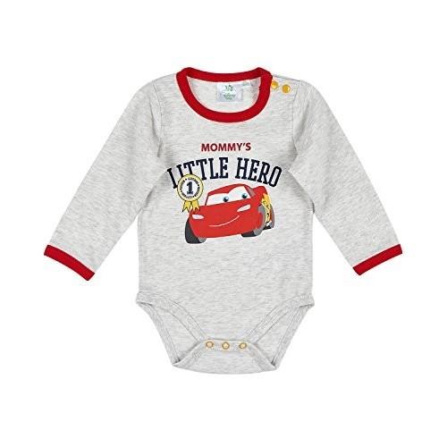 Body bambino tema Cars Disney