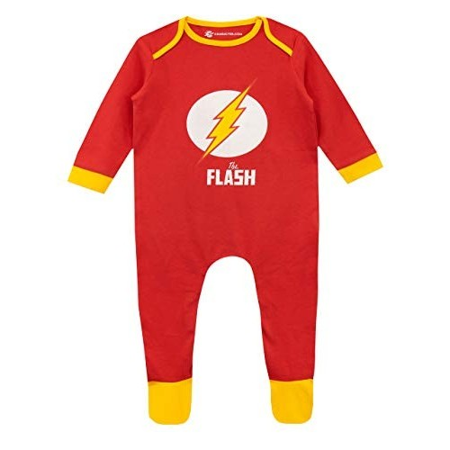 Tutina pigiama Flash - DC Comics