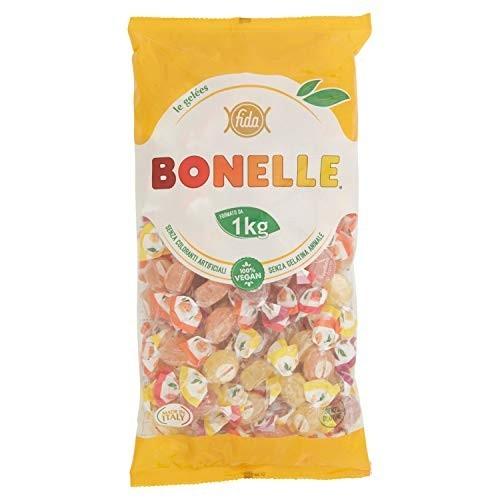 Caramelle gommose Bonelle 1kg alla frutta