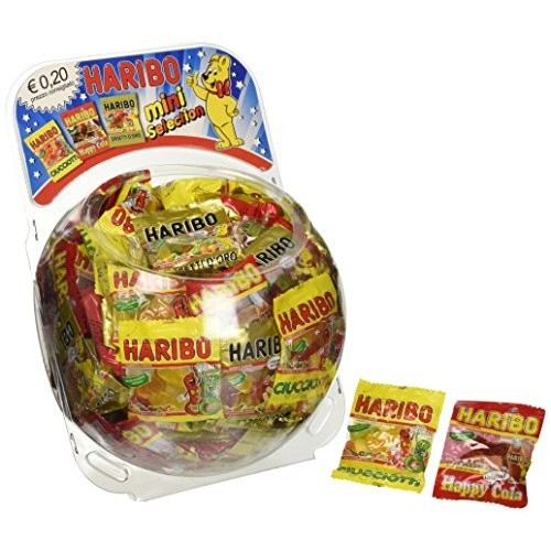 Caramelle gommose in 150 bustine Mini Selection - Haribo