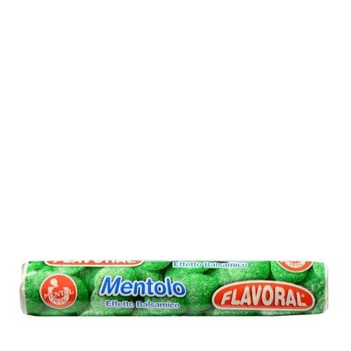 30 Caramelle gommose al mentolo effetto balsamico Flavoral Fassi