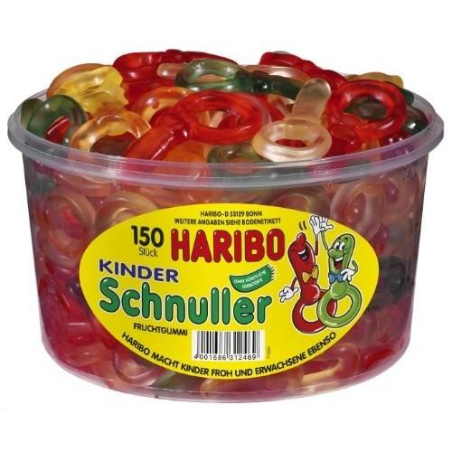150 Ciucci alla frutta Haribo