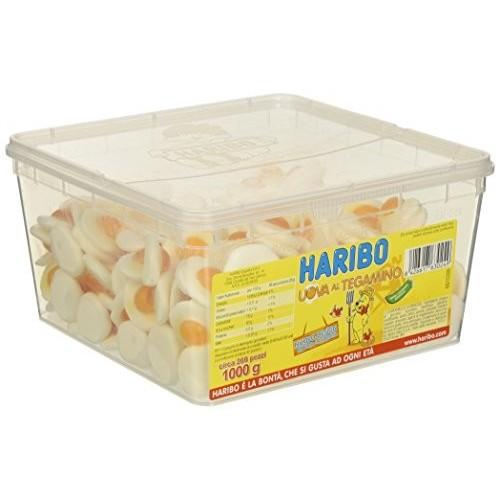 200 Caramelle Uova al tegamino Haribo