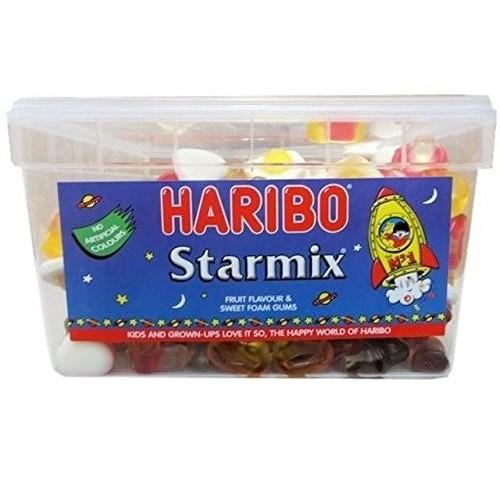 Caramelle Haribo Starmix da 2kg Extra Large