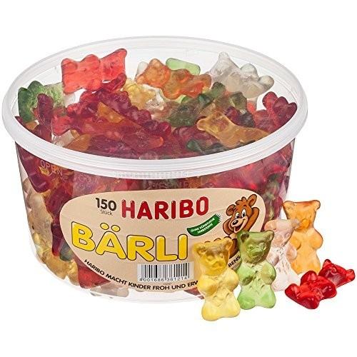 Haribo Orsetti, gustose caramelle gommose alla Frutta