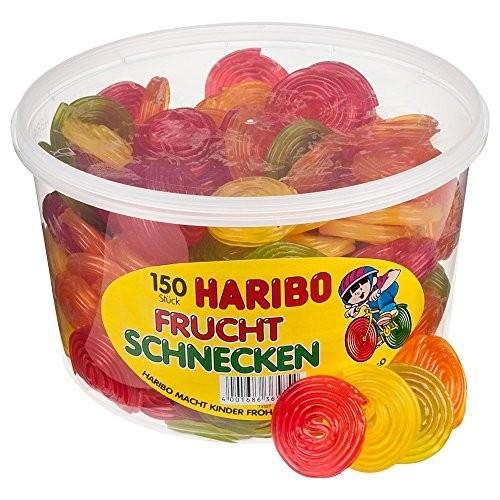 150 Rotelle alla Frutta, Caramelle Gommose Haribo