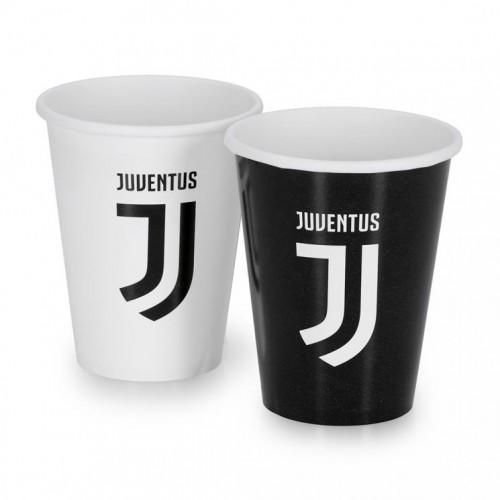 Bicchieri F.C Juventus per feste, articoli ufficiali