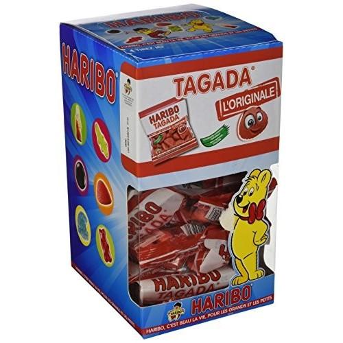 30 Caramelle Incartate Mini Tagada - Haribo