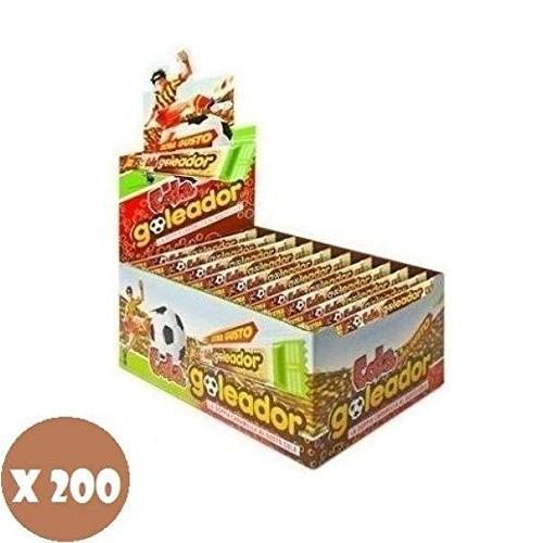 Box con 200 caramelle Goleador gusto cola