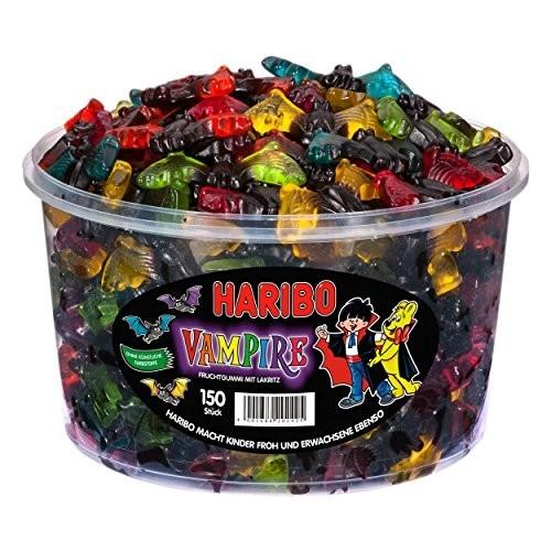 150 Caramelle Vampiri liquirizia e Frutta - Haribo