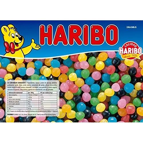 Caramelle gommose Haribo Dragibus da 2 kg